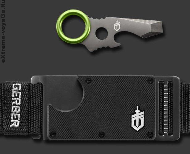 Пряжка - мультитул для ремня Gerber GDC Belt Tool