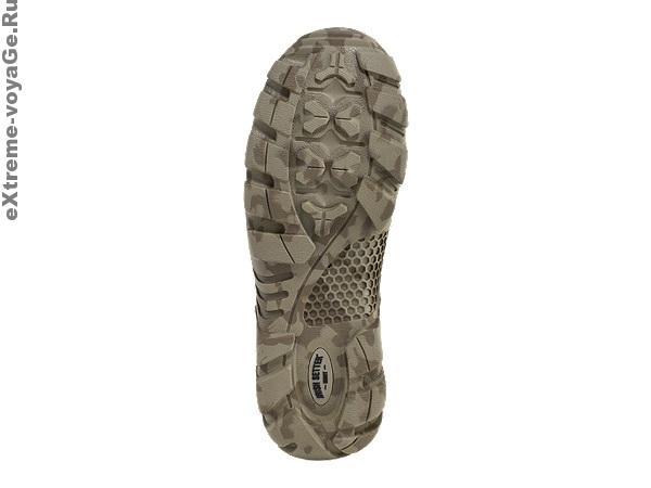 Подошва и протектор ботинок для охоты  VaprTrek