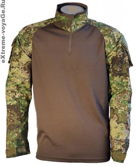Рубашка с камуфляжем AO UBAX Gen3