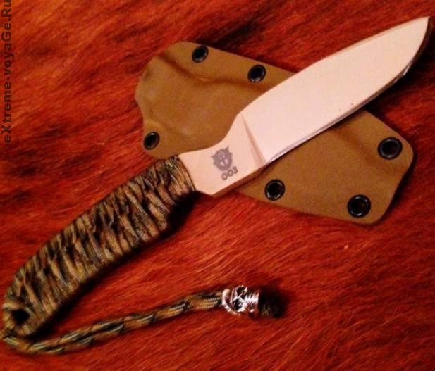 Боевой нож спецназа Oden Gear Modi