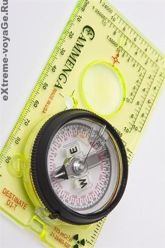 Tritium Protractor Compass (D3-T)