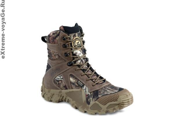 Легкие охотничьи трекинговые ботинки – кроссовки VaprTrek