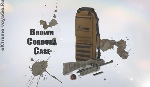 Комплект поставки ружья Ruger 10-22 Takedown