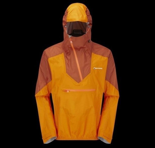 Горная куртка Aero Event Pullover предлагается нескольких цветов