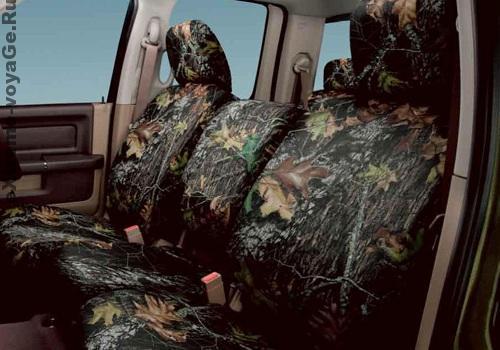 Внедорожник 2014 года Dodge RAM 1500: салон