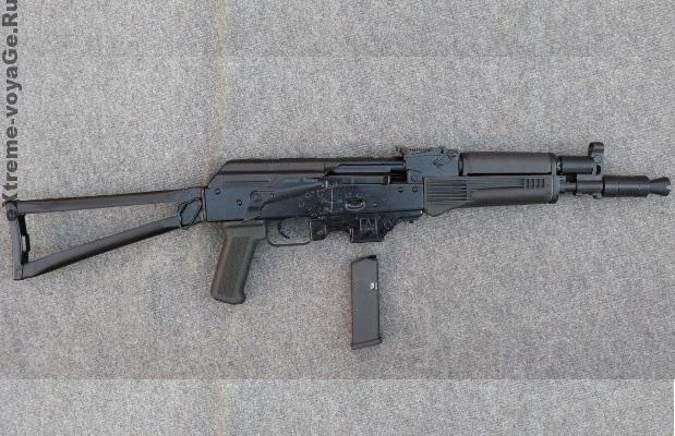 Самозарядный карабин 9х19 модели Вепрь МА-9