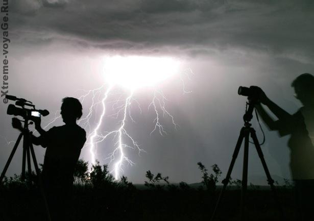 Экстрим-наука: ловцы молний - видео National Geographic
