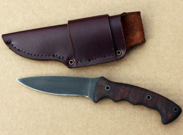 Боевой нож Madumi для филиппинского ножевого боя