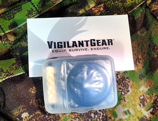 Мини НАЗ для выживания Micro SERE Kit весом 22 грамма