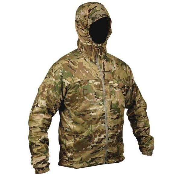 Легкая куртка ветровка Super L Windshirt для походов и охоты
