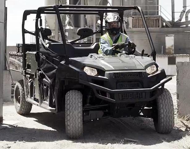 Мотовездеход с силовым агрегатом Polaris Ranger Hippo