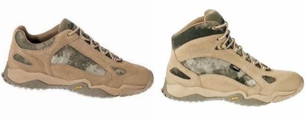 Трекинговые ботинки и полуботинки Cabela's Trainer CT1