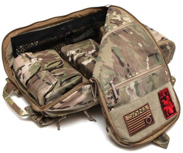 Внутренняя часть рюкзака LBT Titan Low Vis