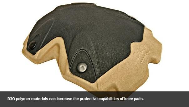 Элемент экипировки D30 Reactive Protection - защитный наплечник