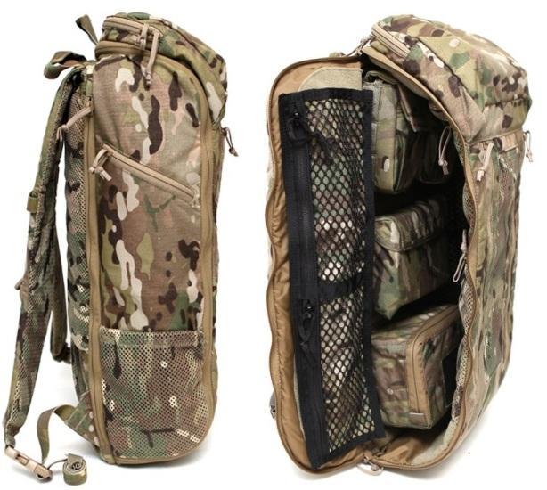 Рюкзак армейского образца LBT 4001 Titan  цвета Мультикам