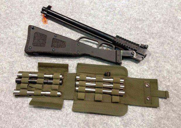 Сменные стволы для оружия самообороны Chiappa X-Caliber
