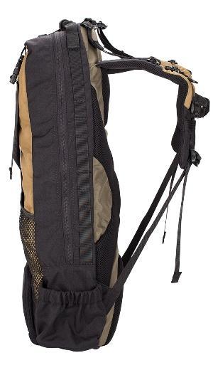 Рюкзак  Noveske Discreet Backpack: вид сбоку