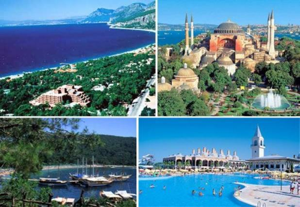 Прекрасный отдых в изящной Турции!