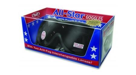 Защитные тактические очки All-Star Kit A F Goggles