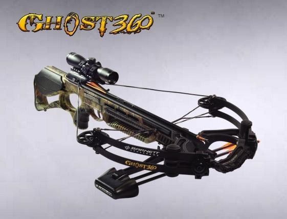Снайперский арбалет с планкой Пикатинни Ghost 360