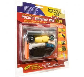 Карманный набор для выживания Pocket Survival Pak Plus