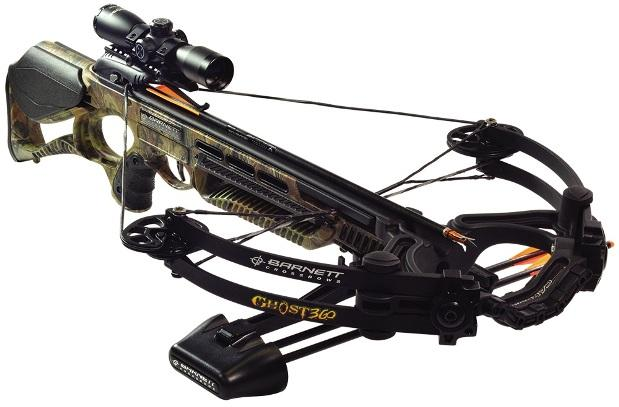 Crossbows Barnett Ghost 360
