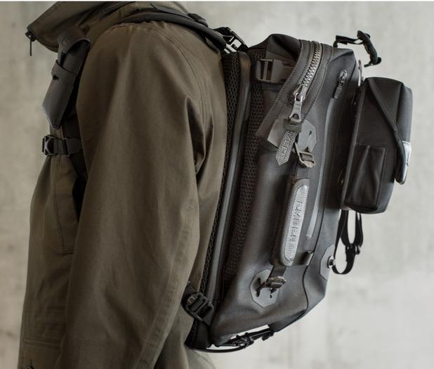 Ember Modular Backpack