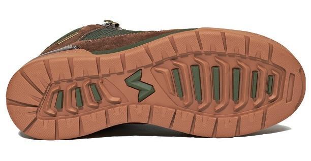 Подошва трекинговых ботинок Forsake Footwear