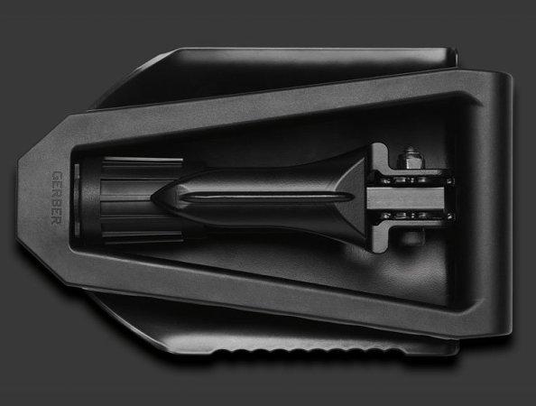Gerber E-Tool в сложенном состоянии