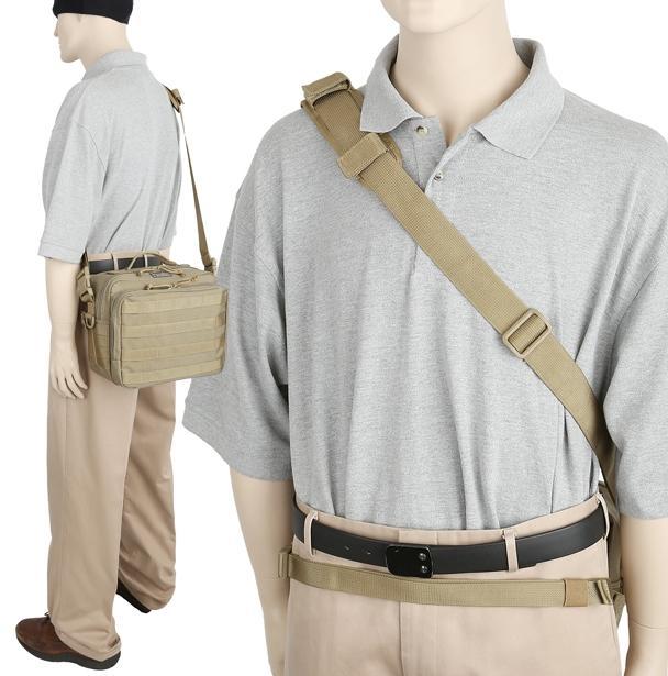 Дорожная наплечная сумка Mag Bag Pals