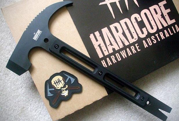 Rhino - тактический томагавк производства Hardcore Hardware