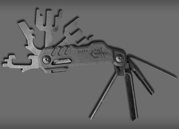 Складной карманный мультитул для оружия Gerber CSW