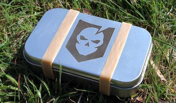 Карманный комплект выживания НАЗ ITS Mini Survival Kit