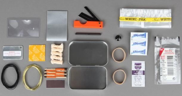 Карманный комплект для выживания Mini Survival Kit
