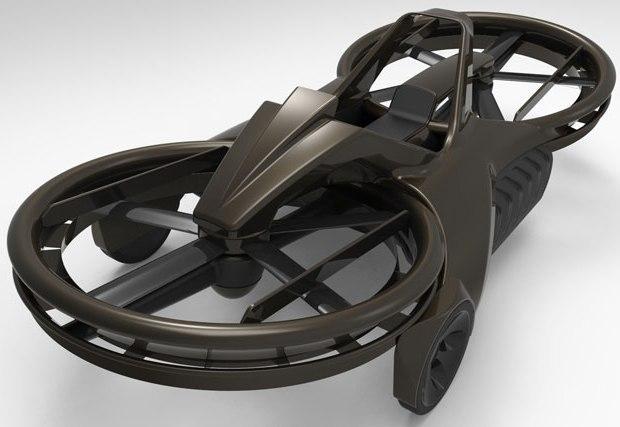Аэроцикл Aero-X поступит в продажу в 2017 году
