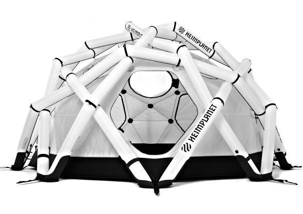 Палатка для экстремальных экспедиций  Mavericks Inflatable Expedition