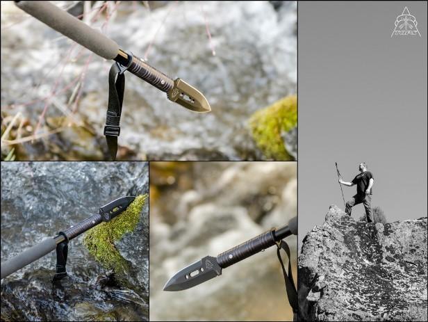Складное охотничье копье TOPS TrailWalker Tool