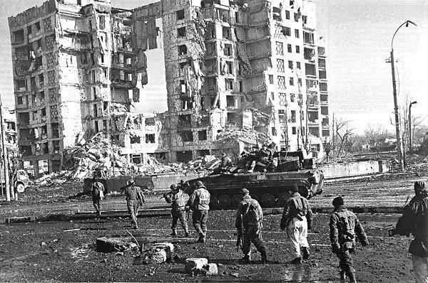 Выживание во время боевых действий в городе