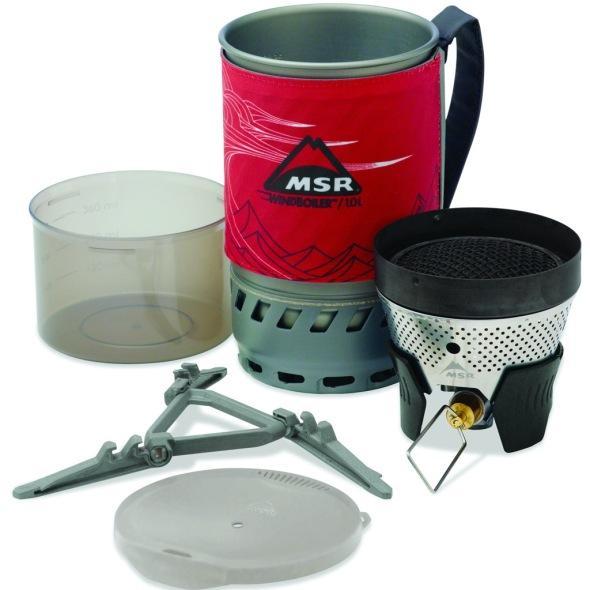 Портативная кухня-печка для походов MSR WindBoiler