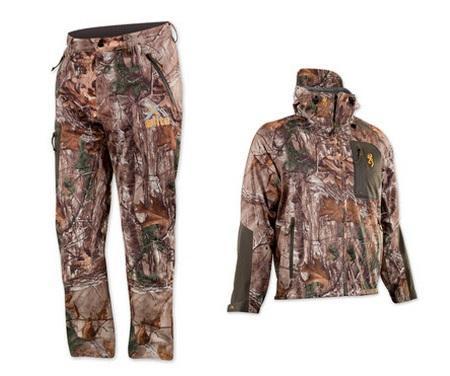 Охотничья одежда 2014 года XM Elite от Browning