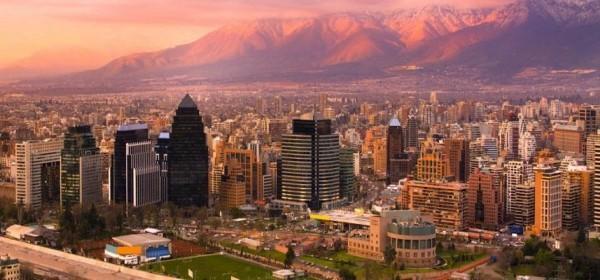 Сантьяго - столица Чили