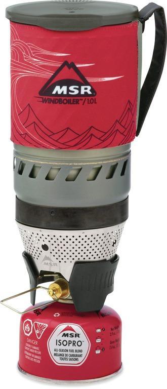 Всепогодная походная печка-плита MSR WindBoiler