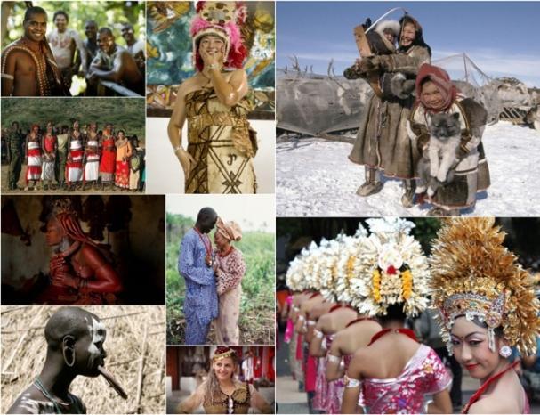 Культурные обычаи народов и стран