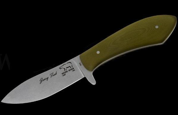 Американский нож для бушкрафта Sendero Bush