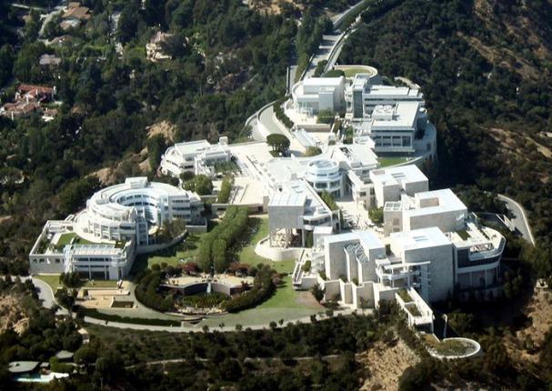 Калифорнийский художественный музей Гетти