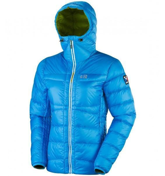 Женская легкая куртка для альпинизма LD Trilogy Down Tek