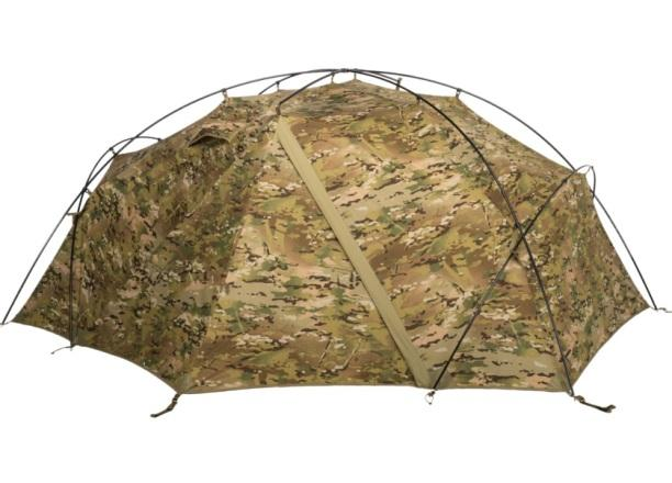 Боевая горная палатка для спецназа и экстрима Catamount 2