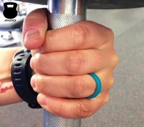 Обручальное кольцо для экстремалов QALO Ring