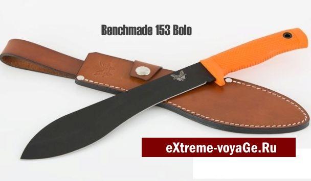 Филиппинский нож-боло для джунглей Benchmade 153 Bolo