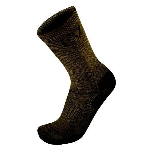 Носки из мериносовой шерсти для трекинговой обуви Serket USA